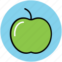 apple, food, fruit, healthy diet, healthy food icon