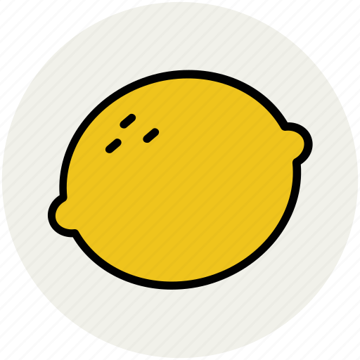 citrus, food, fruit, healthy diet, lemon, lime icon