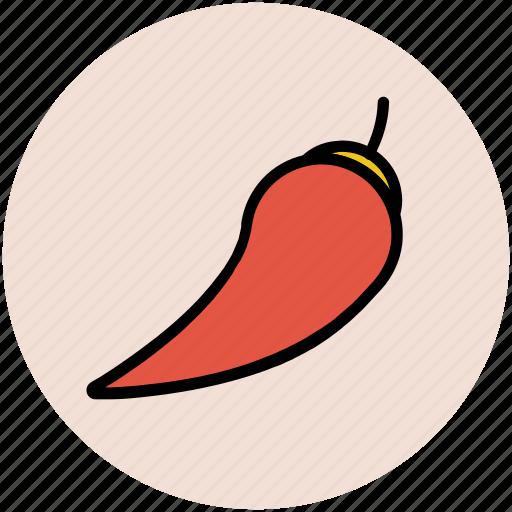 chilli, chilli pepper, diet, food, spice icon