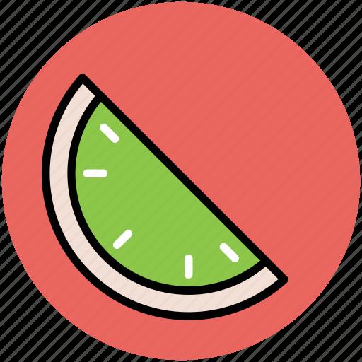 food, fruit, piece of watermelon, watermelon, watermelon slice icon