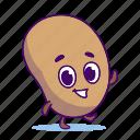 character, food, potato, potatoes, vegetable