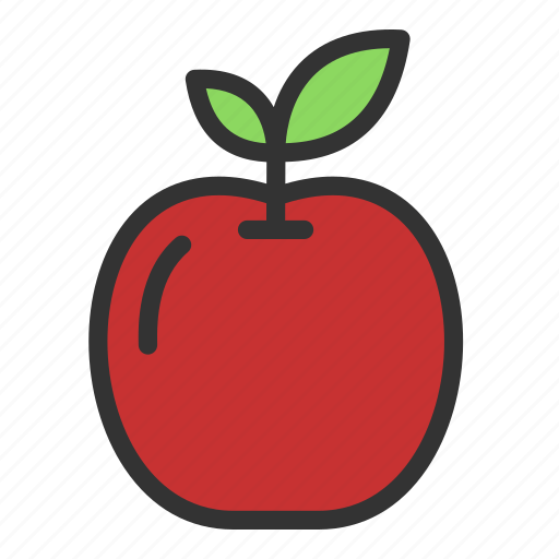 agriculture, apple, crop, dessert, fruit, sweet icon