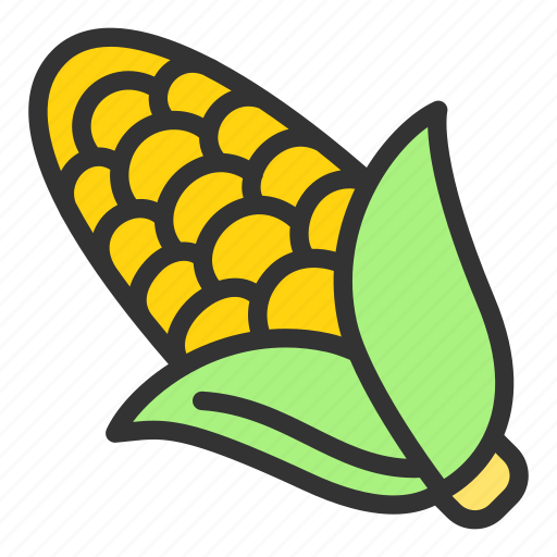agriculture, corn, crop, farm, sweet, vegetable icon
