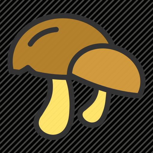 Crop, mushroom, food, vegetable, agriculture icon - Download