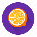 beverage, citrus, cocktail, juice, lemon, lime, orange icon