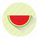 diet, fresh, fruit, juicy, melon, slice, watermelon icon