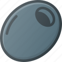 food, health, healthy, olive icon