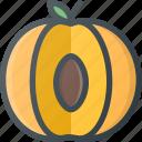 food, fruit, health, healthy, peach