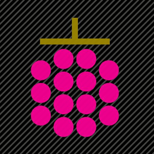blueberry, food, fruit, grape icon