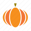 food, pumpkin, vegetable