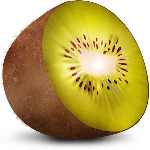 Fruit Png Icons Fruit Kiwi Icon Png