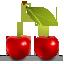 berries, cherry, fruit, vegetable icon