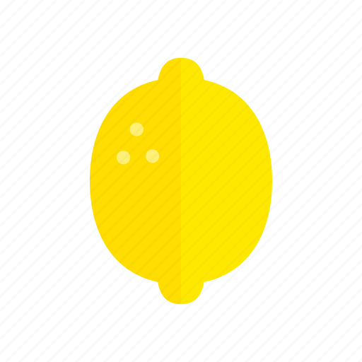 citrus, colour, food, fruit, health, lemon, yellow icon