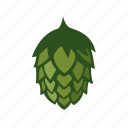 alcohol, beer, beverage, brewery, grain, hops, ingredient