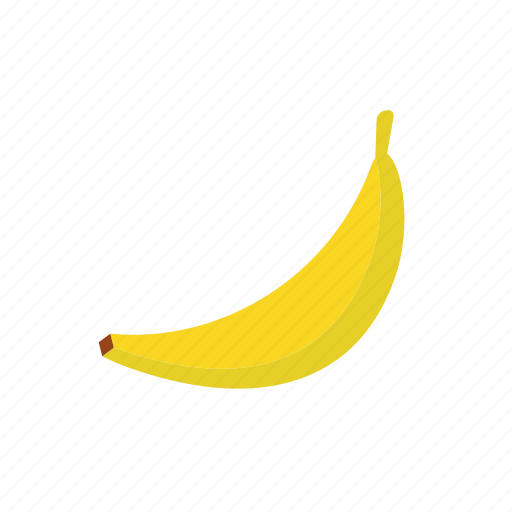 banana, food, fruit, healthy, tropical icon