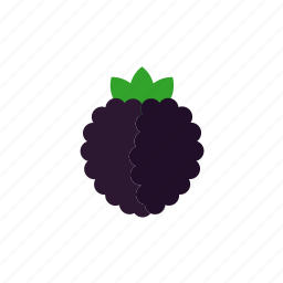 berry, blackberry, brambleberry, food, fruit, sweet icon