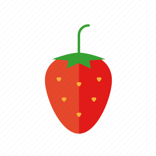berry, food, fresh, fruit, strawberry, sweet icon