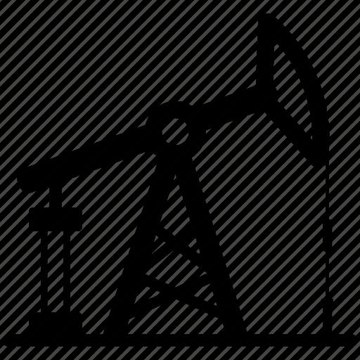 extraction fossil fuel oil petroleum production pump icon rh iconfinder com Dinosaur Fossil Clip Art Natural Gas Clip Art