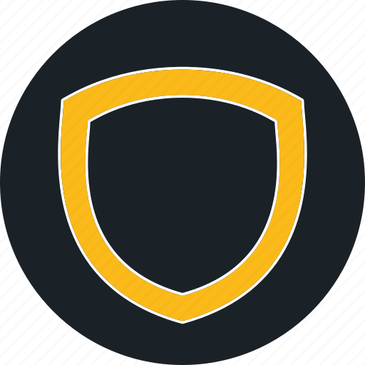 protected, protection, secure, shield icon