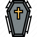 funeral, burial, grief, coffin