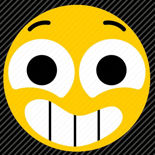 big smile, emojihappy02, happy, smile icon