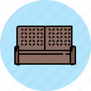 couch, fabric, leather, livingroom, seat