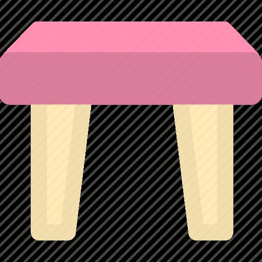 belongings, household, households, stool icon
