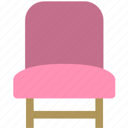 armchair, chair, furniture, seat icon