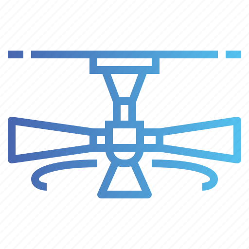Ceiling, cooler, cooling, fan icon - Download on Iconfinder