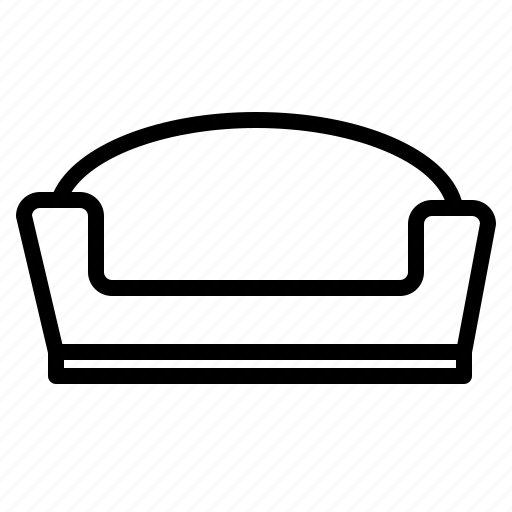 furniture, household, livingroom, sofa icon
