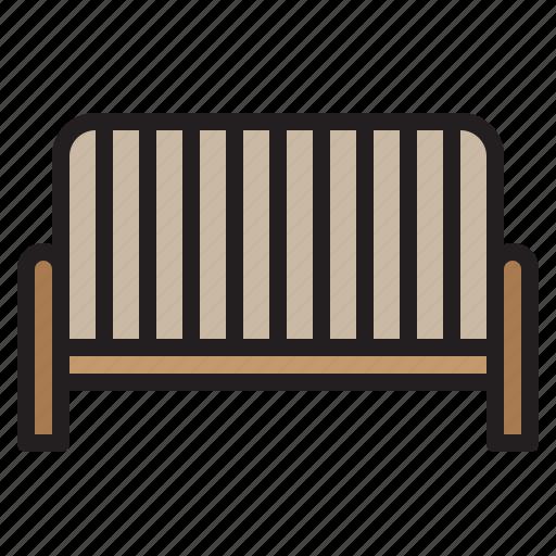 Furniture, household, livingroom, sofa icon - Download on Iconfinder