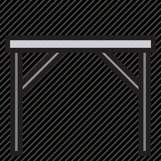 furniture, household, livingroom, table icon