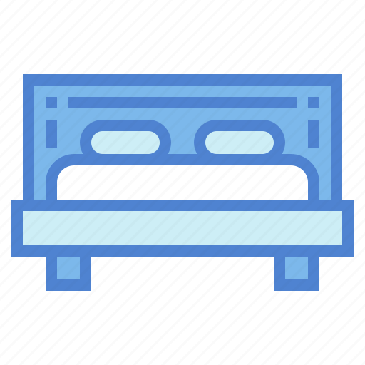 bed, bedroom, beds, double, furniture icon