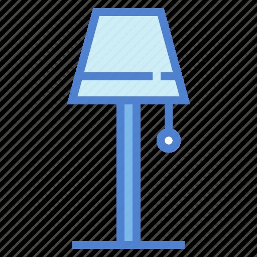 floor, lamp, lamps, light, living, room icon