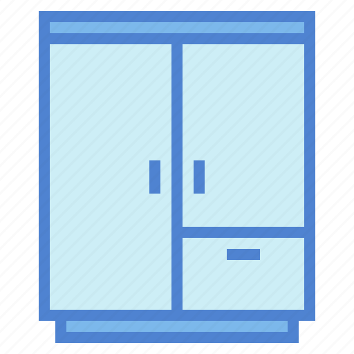 archive, furniture, locker, wardrobe icon