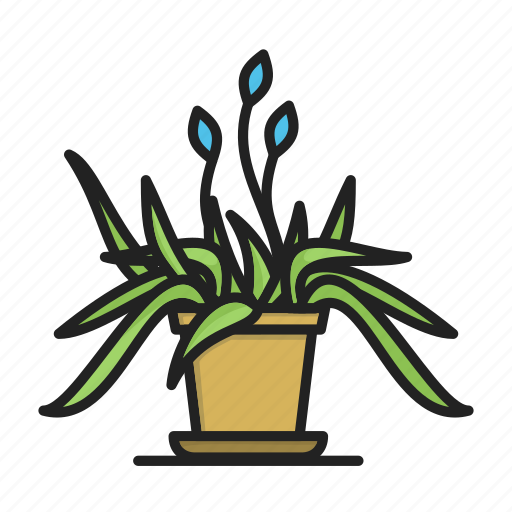 Flower, flower pot, plant icon - Download on Iconfinder