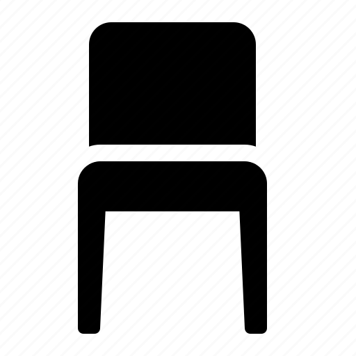 chair, dining, furnishings, furniture, interior, seat, watchkit icon