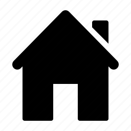 architecture, building, home, house, property, real estate, watchkit icon