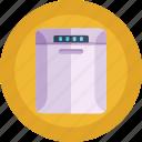 refrigerator, freezer, electronics, fridge, household appliance icon