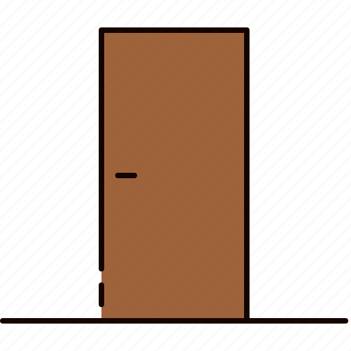 door, frame, furniture, wooden icon
