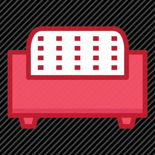 chair, furniture, household, interior, seat, sofa, stuff icon