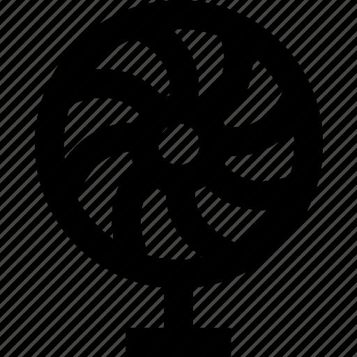 blower, fan, ventilator icon