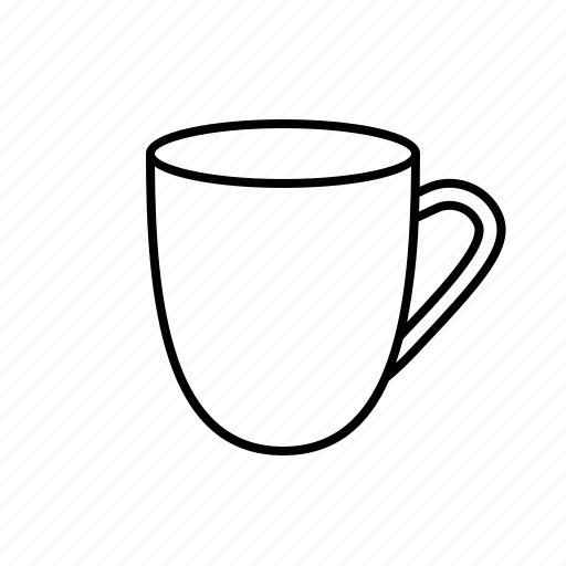 coffee, cup, drink, glass, mug icon