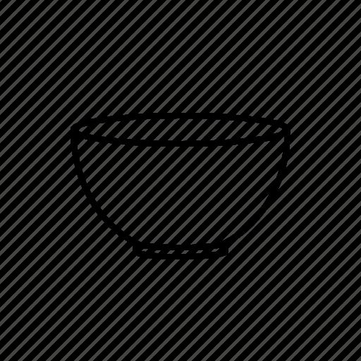 bowl, cup, eat, noodle icon