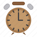 alarm, bell, calendar, clock, time, timer, watch icon