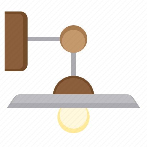 Bulb, business, finance, idea, lamp, light, wall icon - Download on Iconfinder