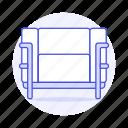 black, chairs, furniture, metallic, objects, seat, sofa, sofas