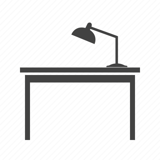 desk, drawers, home, library, office, table, workstations icon