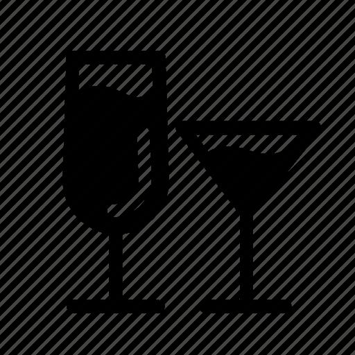 Alcohol, beverage, cocktails, drink, drinking, drinks, glass icon - Download on Iconfinder