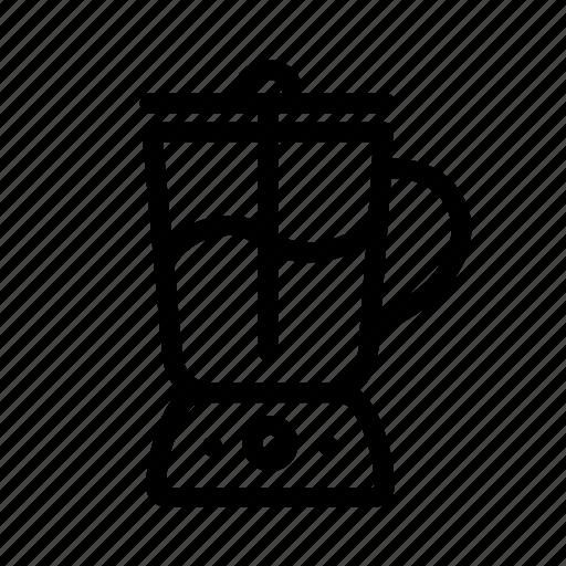 blender, furniture, household, kitchen, liquidizer, mixer icon